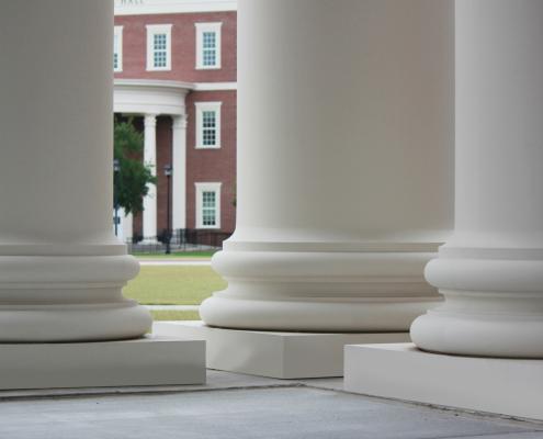 University of North Carolina Columns