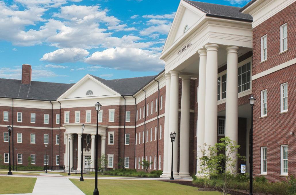 University of North Carolina's Veterans Hall