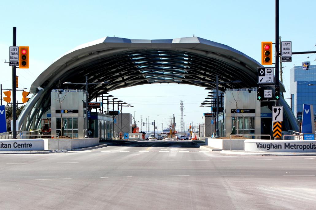 Bus terminal cladding